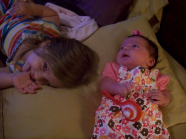 Best Sisters - 2nd generation. :)