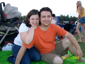 The one person I hope I can spend every 4th of July with. :)