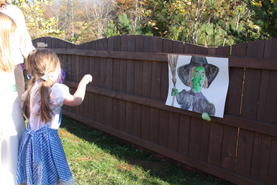 Kimz Kitchen Wizard Of Oz Party Games And Activities