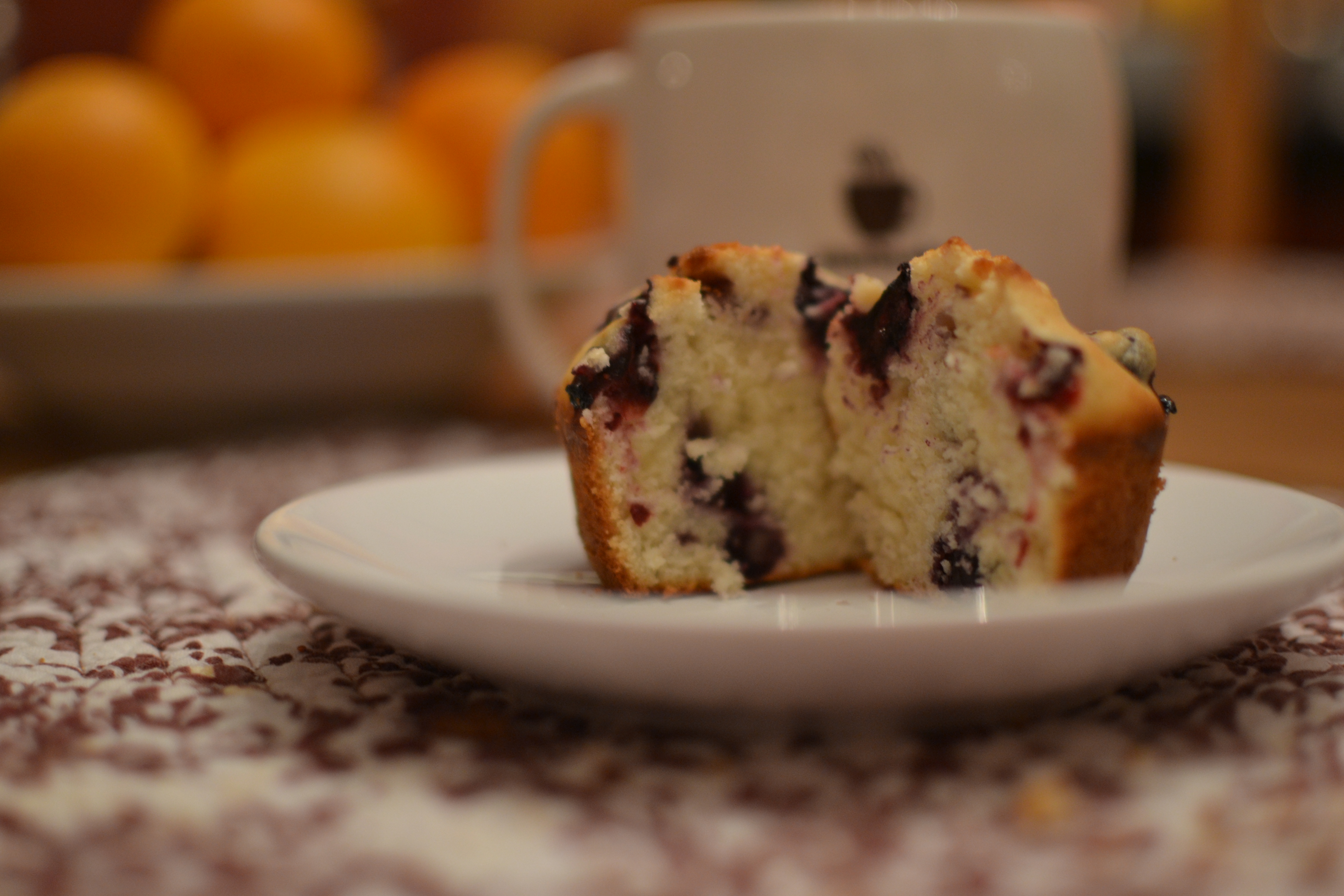 Mimi S Cafe Blueberry Muffin Recipe